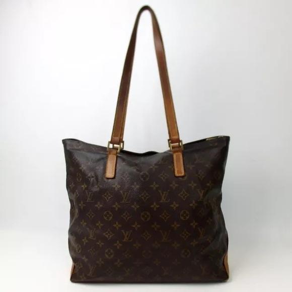 c6b4148787a16 Louis Vuitton Handbags - Authentic Louis Vuitton Cabas mezzo tote
